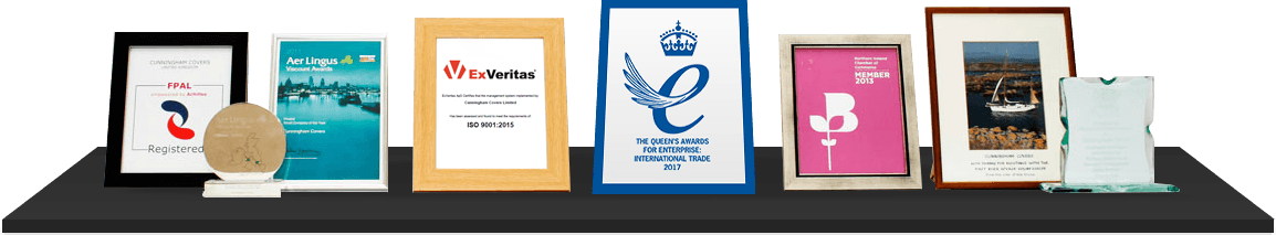 Awards and Accreditations
