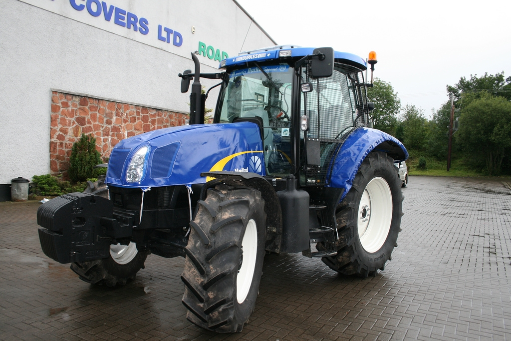 Tractor Bonnet Covers