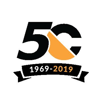 Cunningham 50th year anniversary